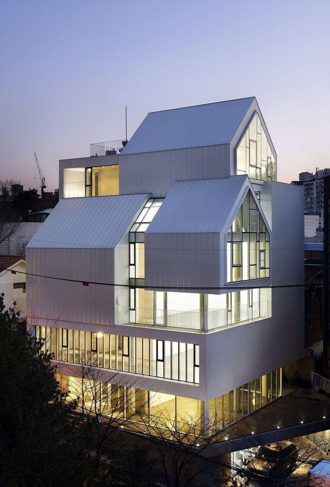 Gallery Of The March Rabbit L Eau Design 5 Architecture Facade Architecture Facade House