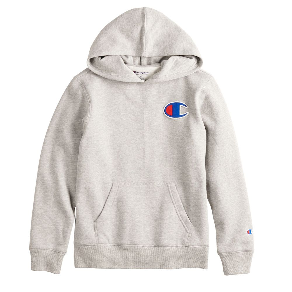 10990d7d29c5 Boys 8-20 Champion Heritage Pull-Over Hoodie