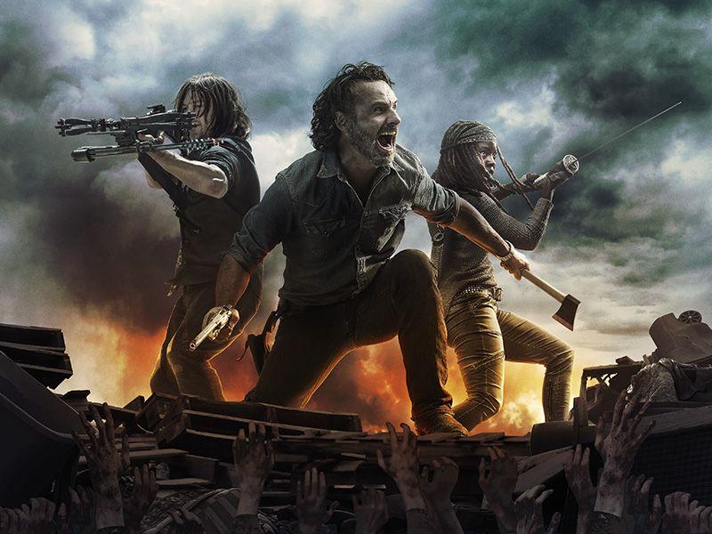 Haydar Ergun Adli Kullanicinin The Walking Dead Panosundaki Pin The Walking Dead Walking Dead Zombiler