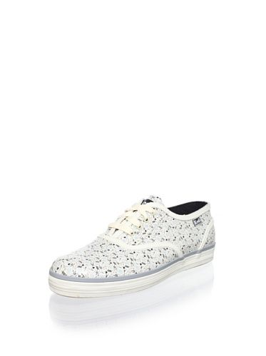 65% OFF Keds Women's Champion Puddle Jumper Sneaker (Cream Floral)
