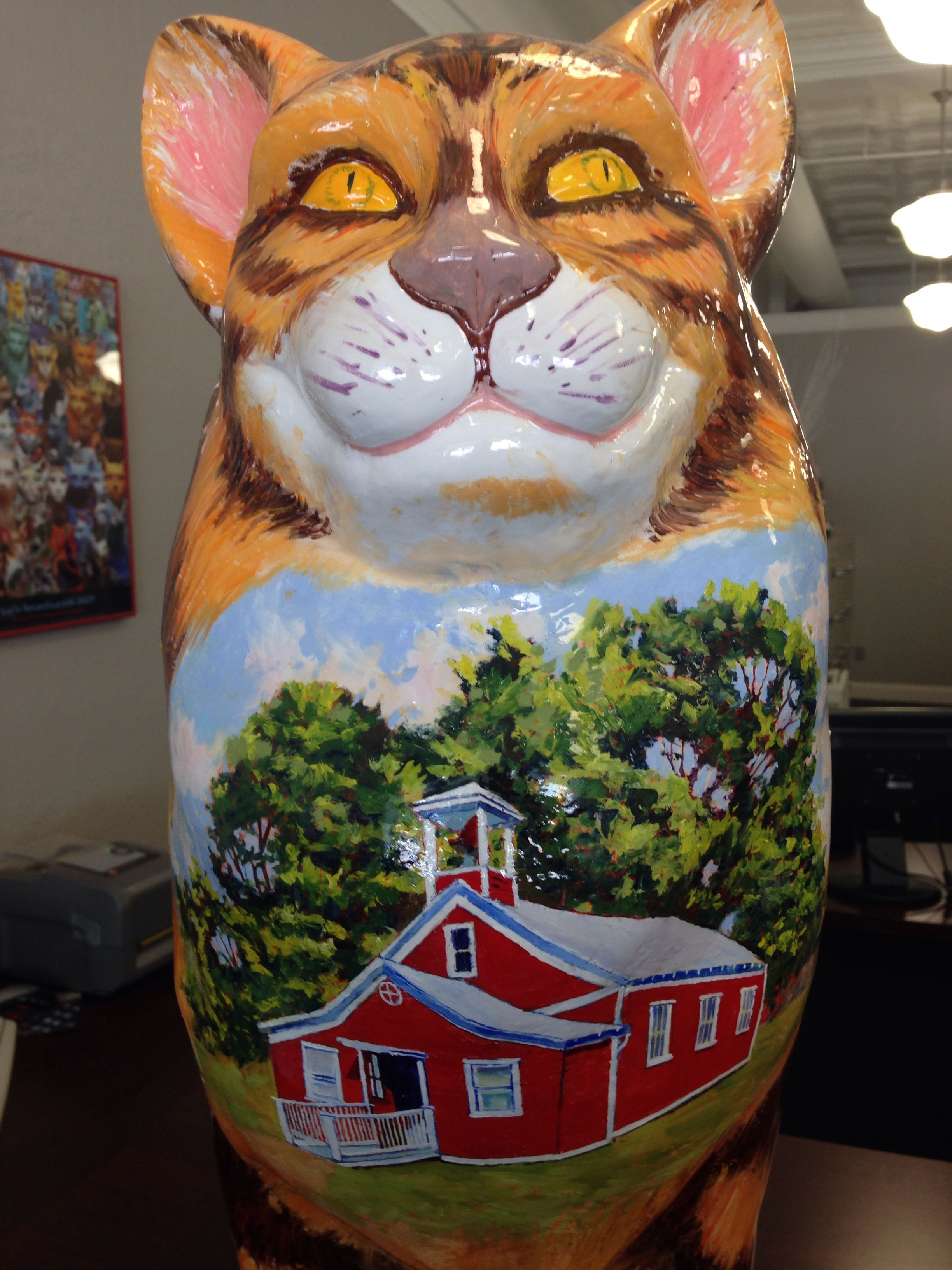 Cats of Catskill Local Flavor Cats, Creatures, Insect art