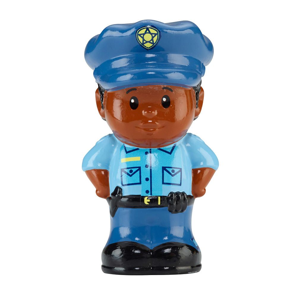 Fisher-Price Little People Policeman - Fisher-Price - Toys \