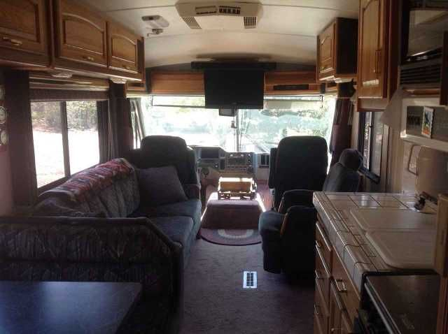 1993 Used Fleetwood Pace Arrow 33 Class A In California Ca Recreational Vehicle Rv 1993 Fleetwood Pace Arrow Recreational Room Fleetwood Rubber Roof Coating