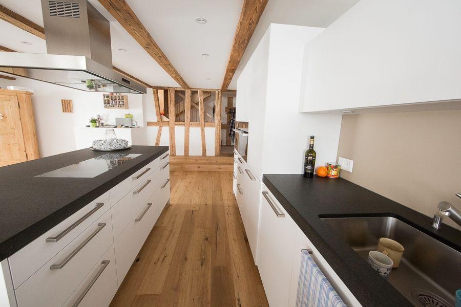 Küchensanierung in Oetwil am See - Küchen - Individualbau AG - omas küche binz