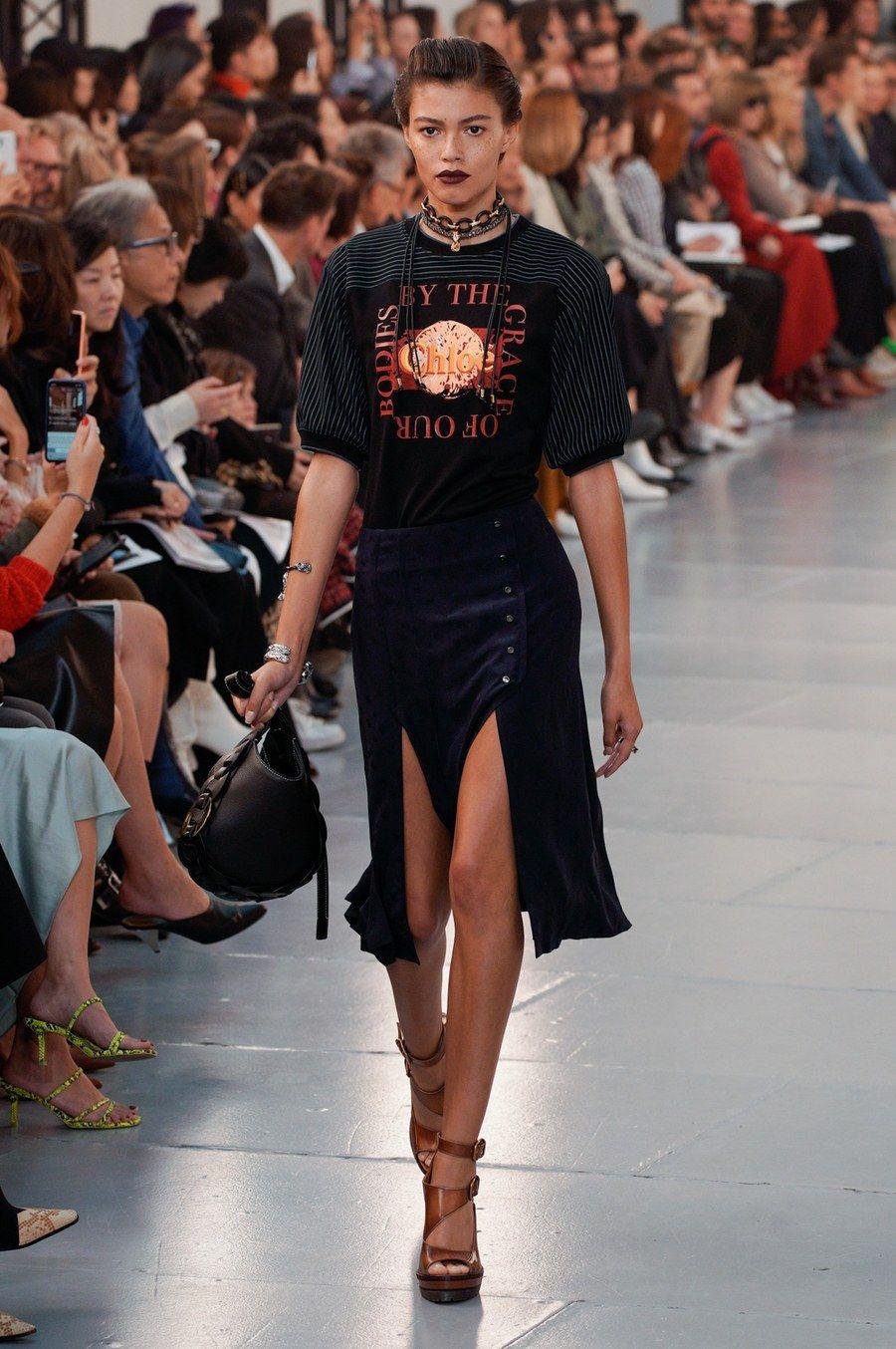 Chloé Spring 2020 Ready-to-Wear Fashion Show