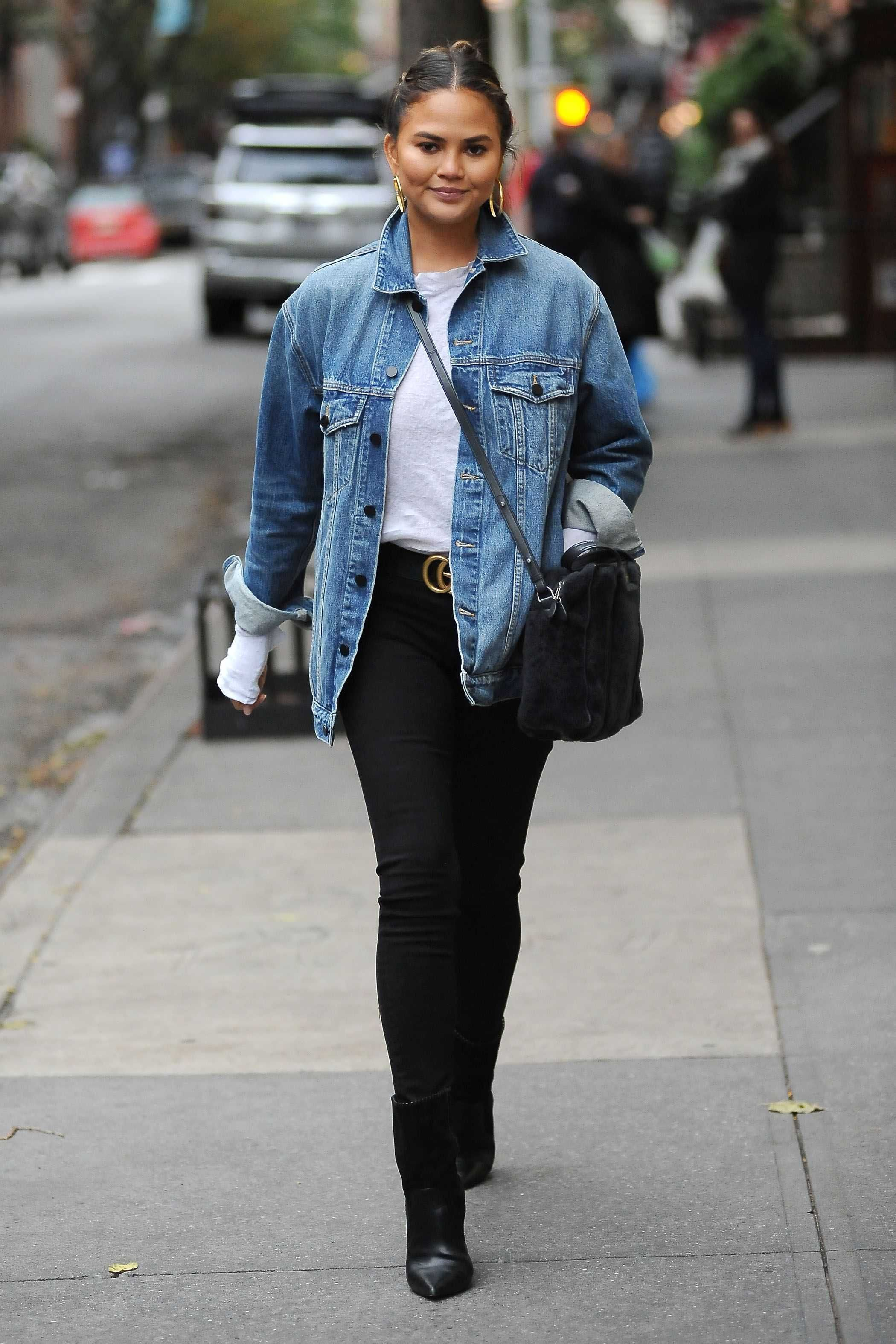 New Office Jeans Ideas to Try Right now Denim jacket