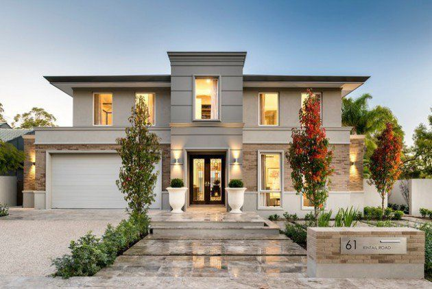 16 Eye-Catching Transitional Home Designs That Will Make Your Jaw Drop – Part 1