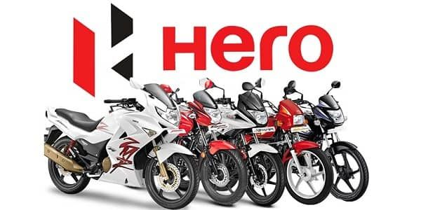 Top 10 Leading Bike Manufacturing Companies In India 2018 Hero
