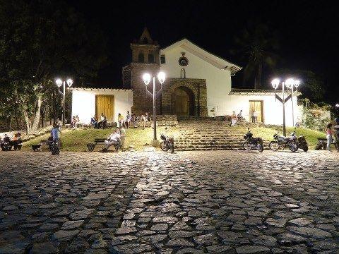Iglesia de San Antonio.  CALI
