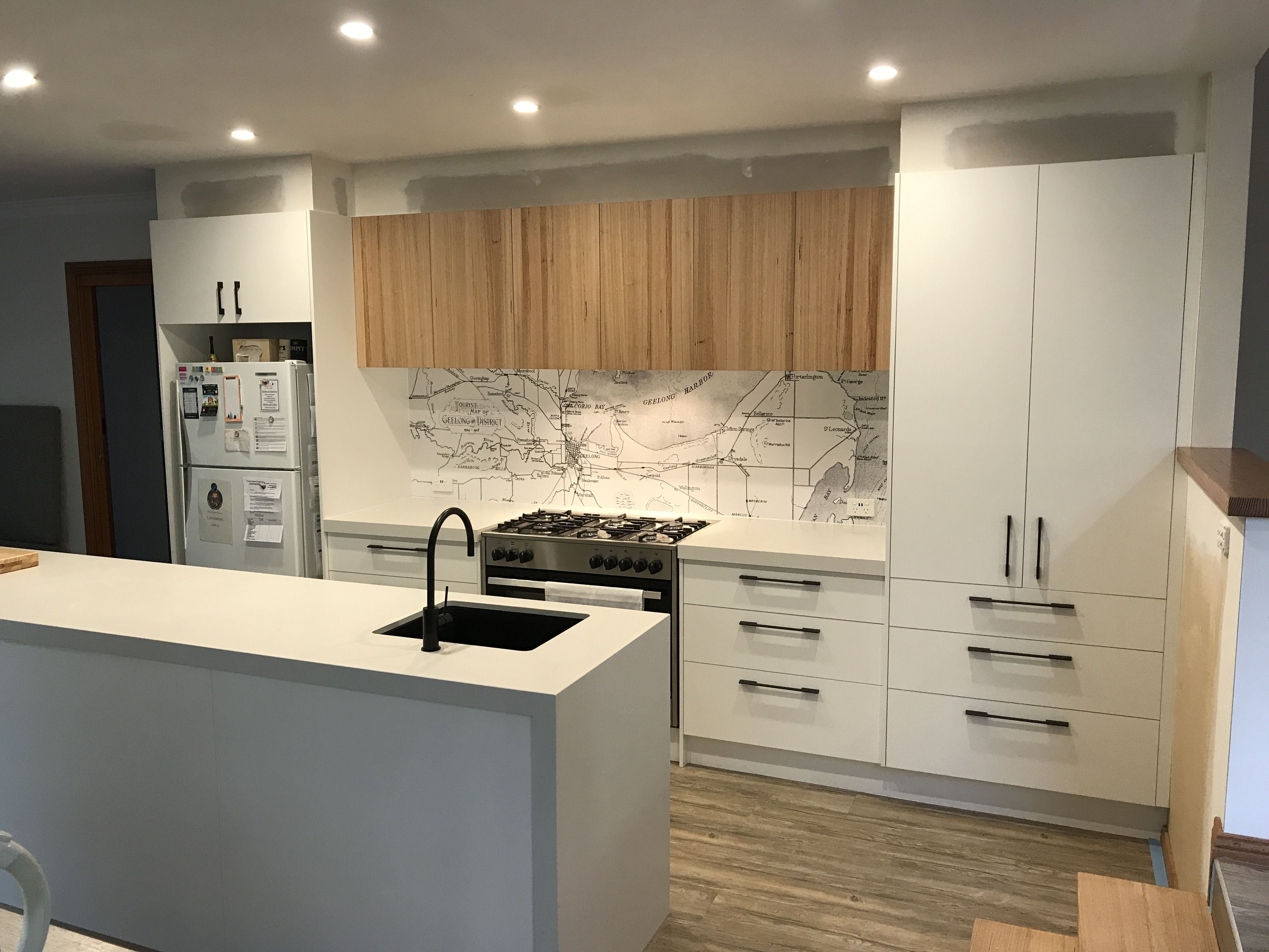 How Adorable The Customised Splashback From Lincoln Sentry
