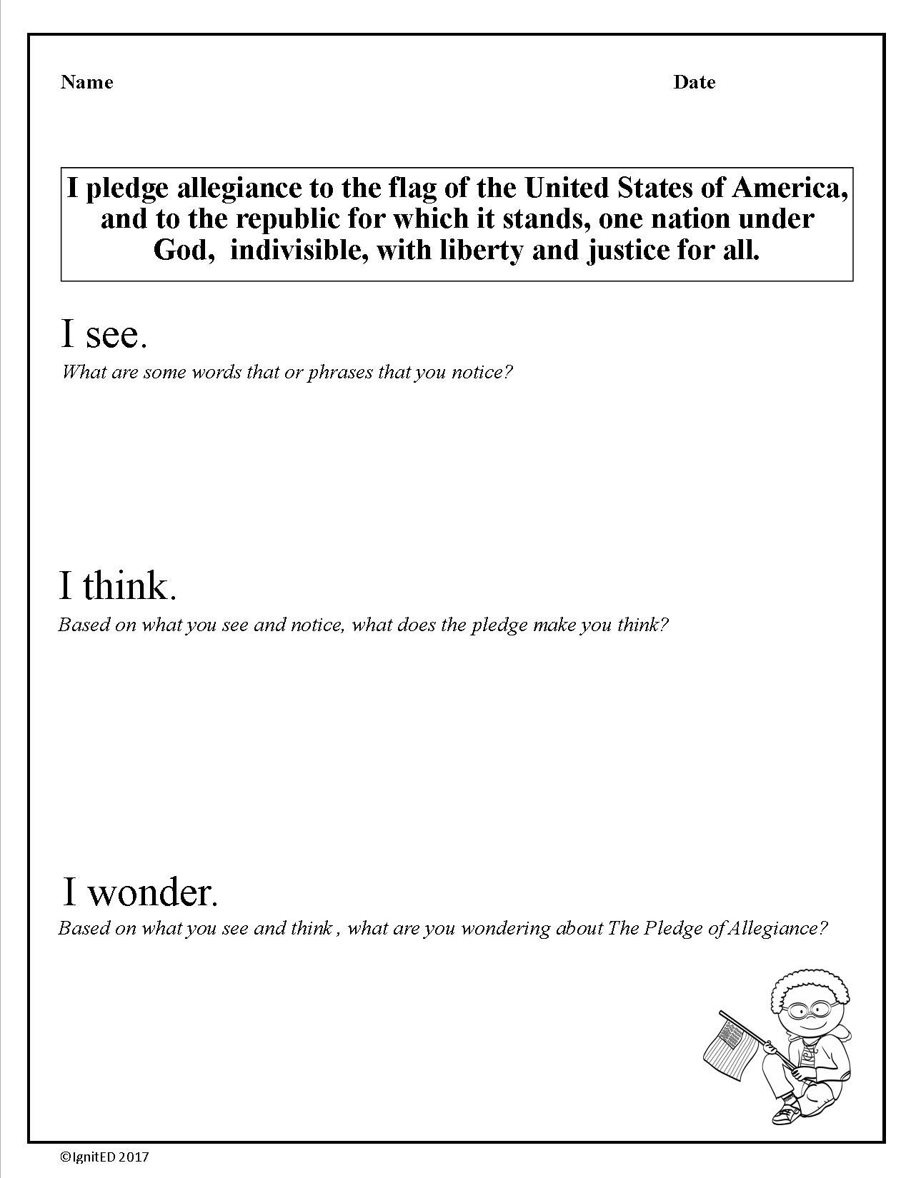 What Does The Pledge Of Allegiance Mean