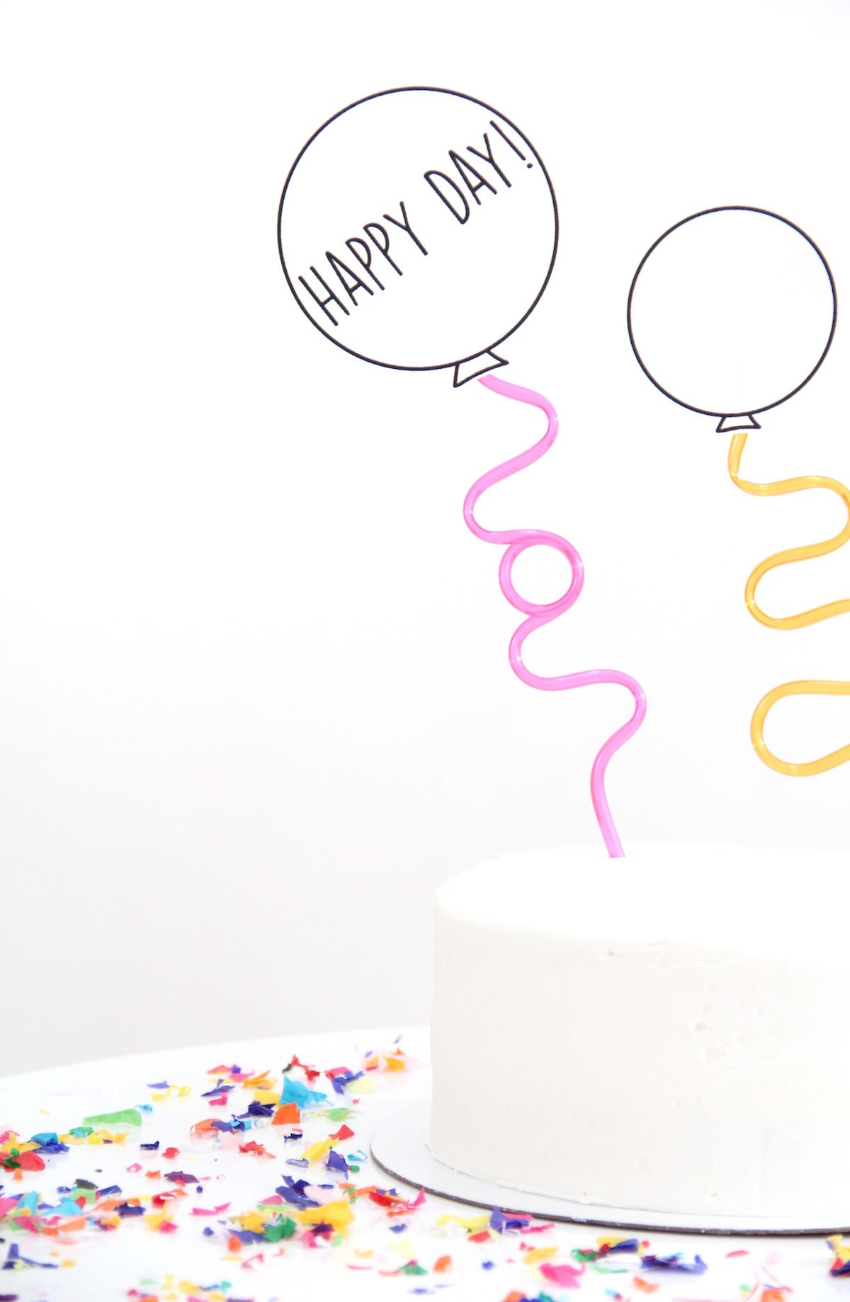 Easy and fun cake topper for kids party | And We Play | Little ...