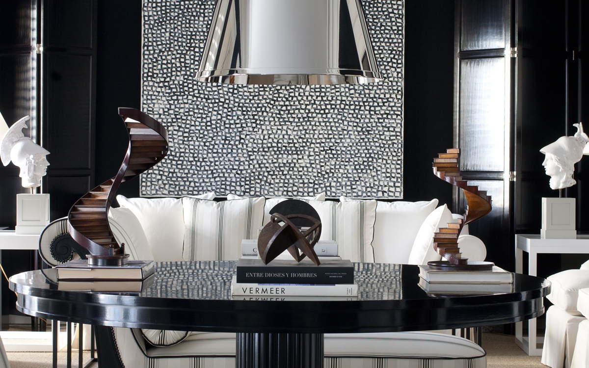 Love the classic decorative objects! Luis Bustamante Studio ...