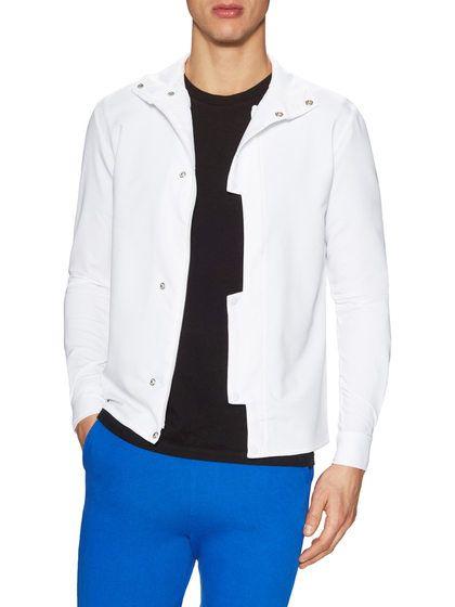 Square Standing jacket by Han Kjøbenhavn