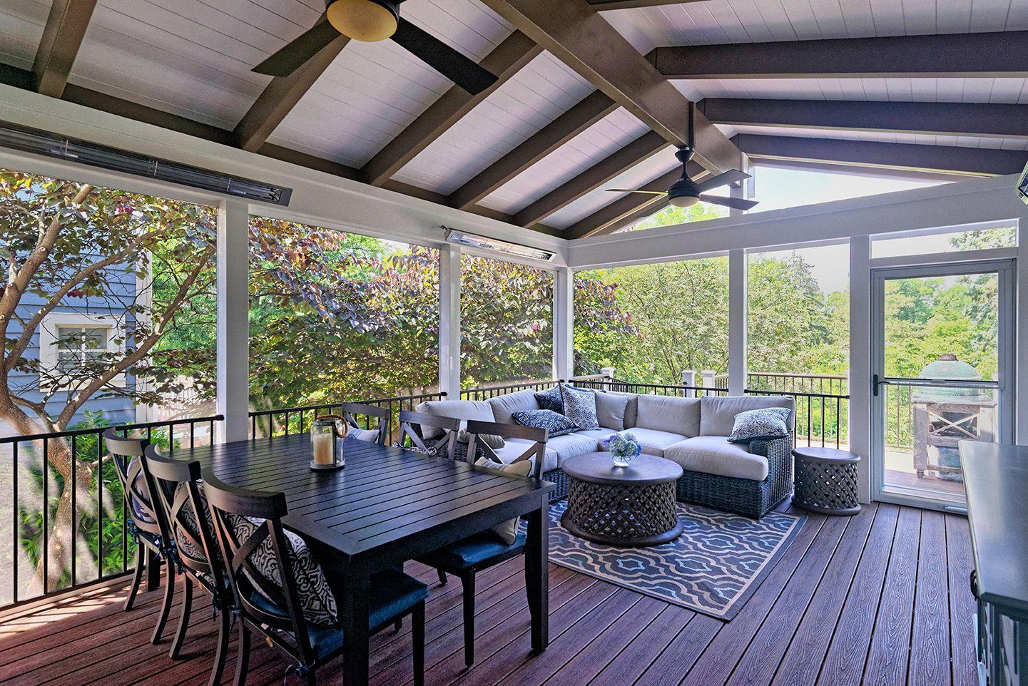 Home Patio Outdoor Ceiling Fans Backyard Porch