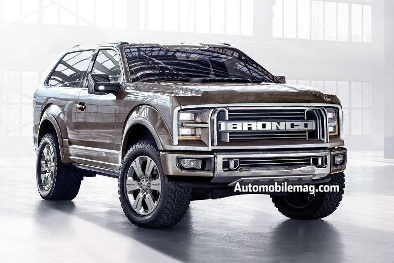 Official Ford Ranger Bronco Coming Back Ford Bronco Ford