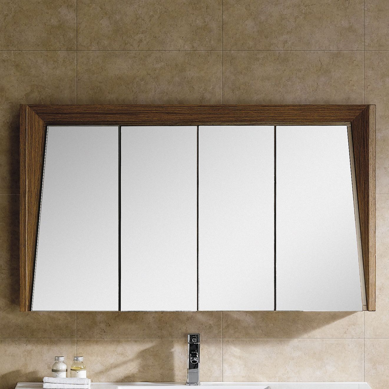 Imperial Ii 48 X 27 Surface Mount Flat Medicine Cabinet