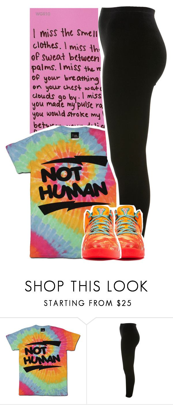 """dont care"" by hayleylovesyoswagg ❤ liked on Polyvore featuring Miss Selfridge and NIKE"