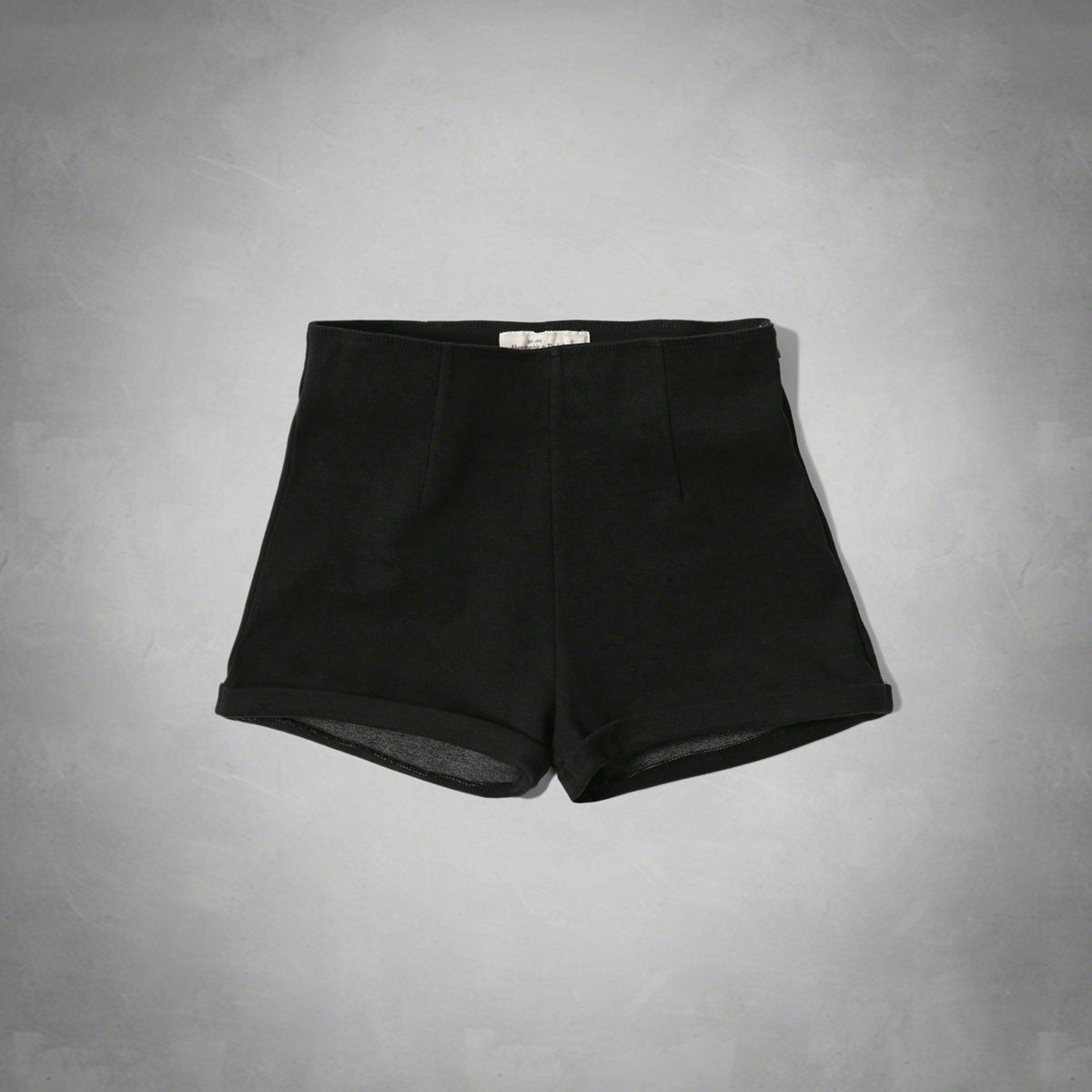 Womens Ponte Tap Shorts | Womens Shorts | Abercrombie.com