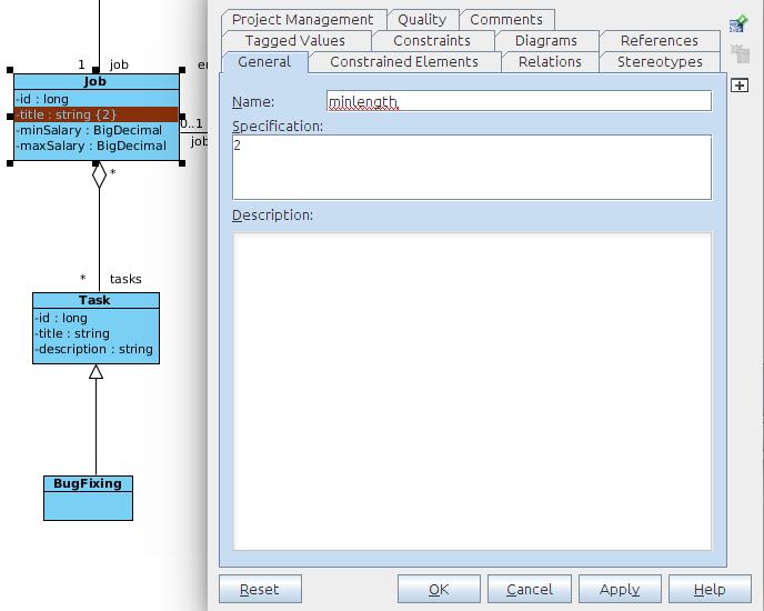 Creating jhisper with visual paradigm class diagram tool www creating jhisper with visual paradigm class diagram tool visual paradigm ccuart Choice Image
