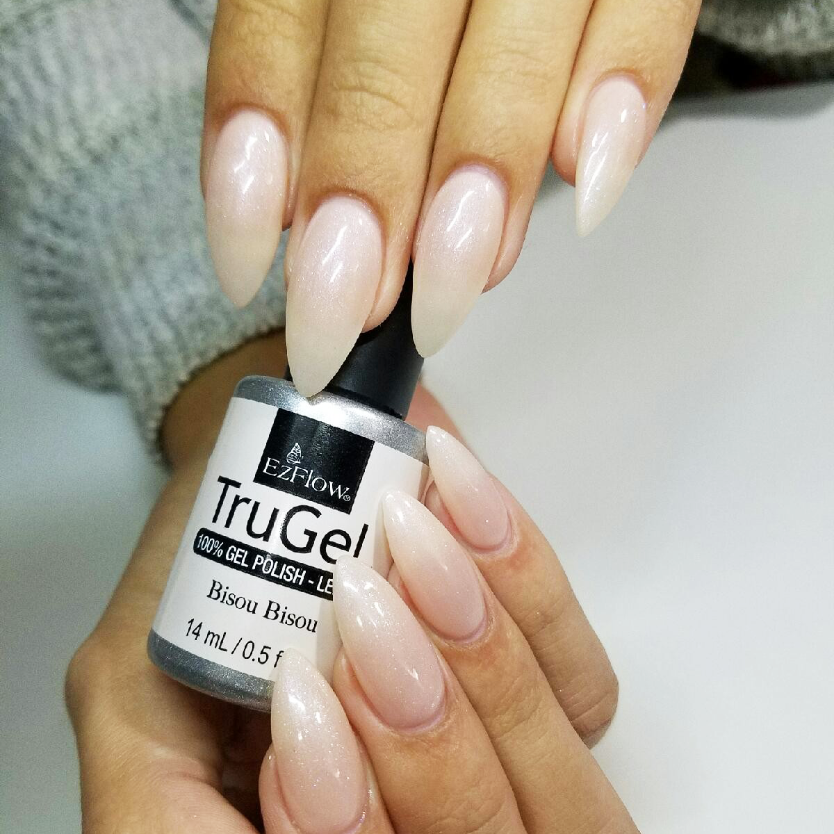 Pin by EzFlow Nail Systems on TruGel™ French Remix Collection ...