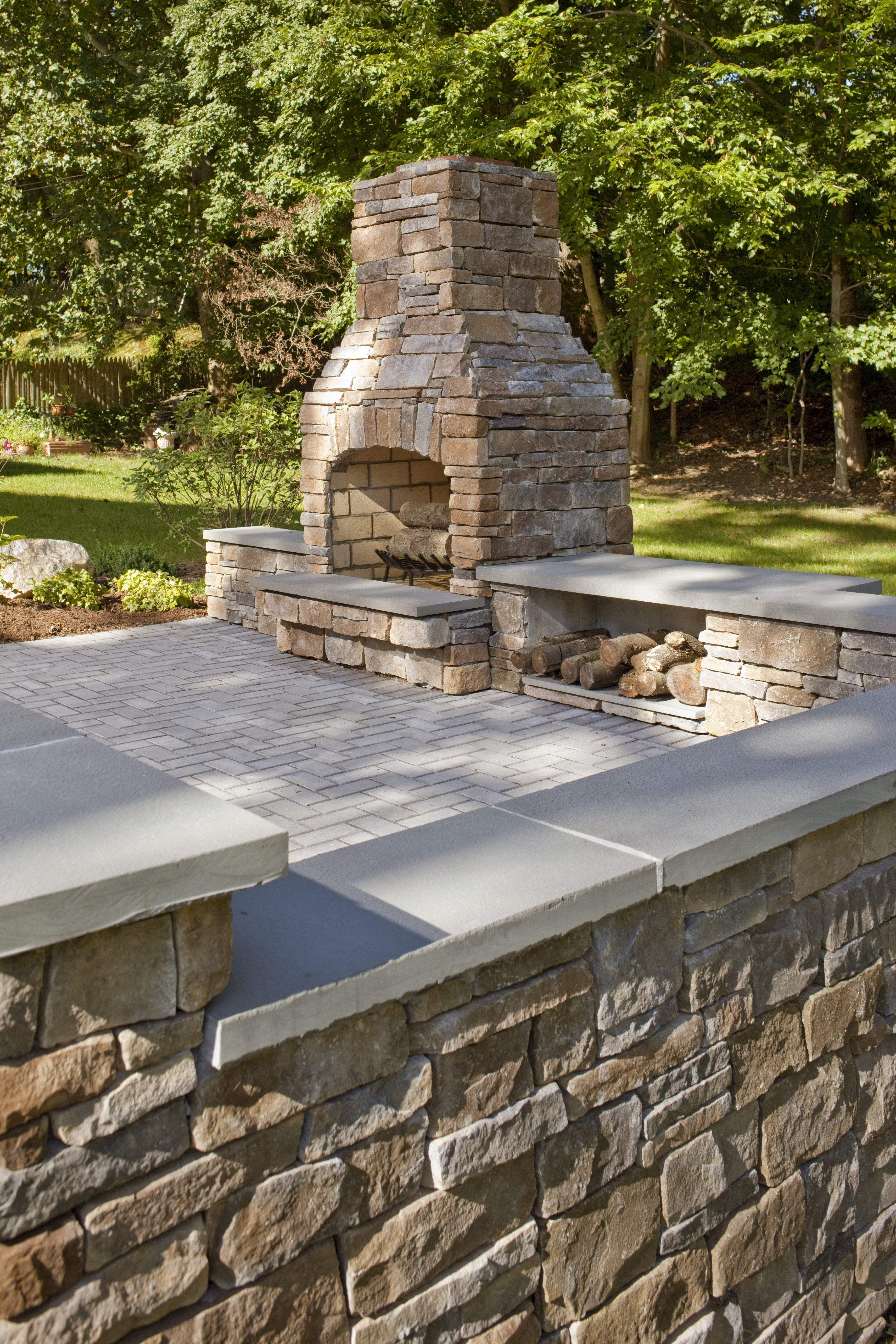 Bristol Stone Smooth I, Avalon Blend, Random Installation - Ep