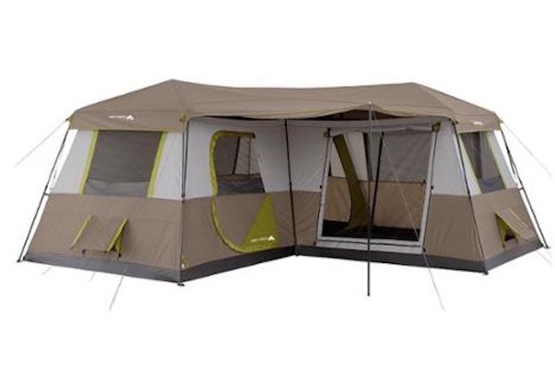 12 Person Family Cabin Tent C&ing 3 Rooms Extra Large 16 X 16 Instant Tents   sc 1 st  Pinterest & 12 Person Family Cabin Tent Camping 3 Rooms Extra Large 16 X 16 ...