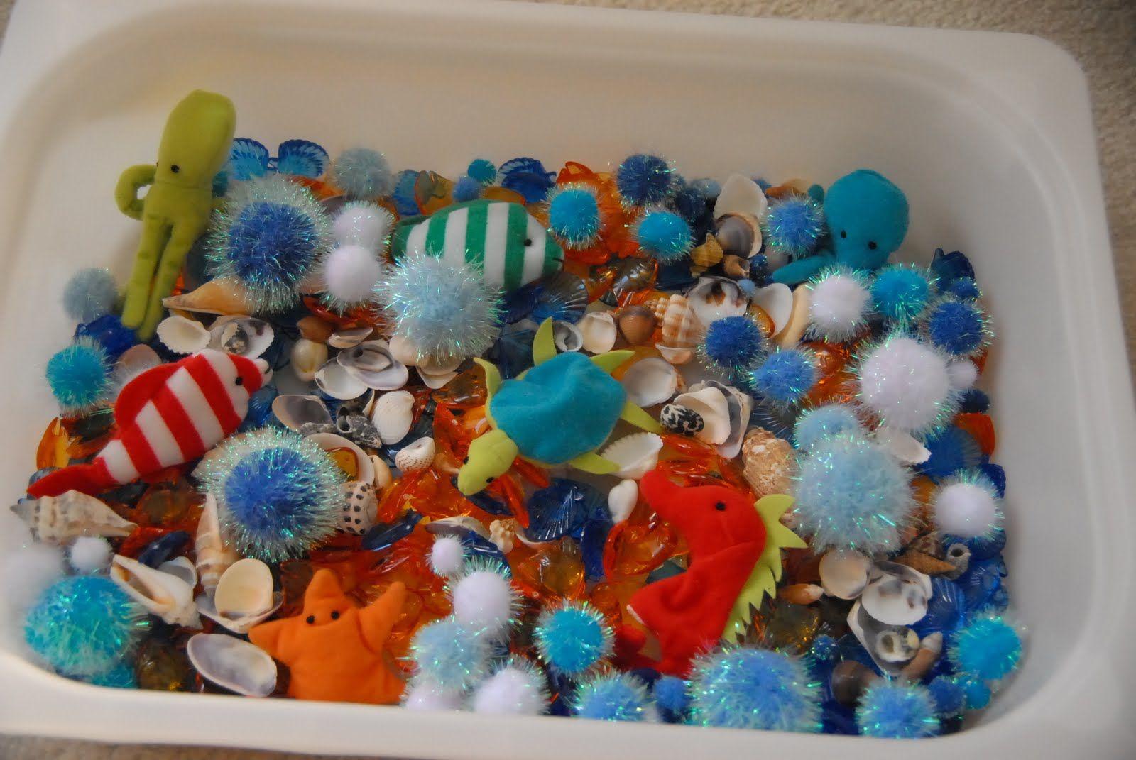 Preescolar Mar Animales temático (sus hijos disfrutan) #BA2C07 1600x1071