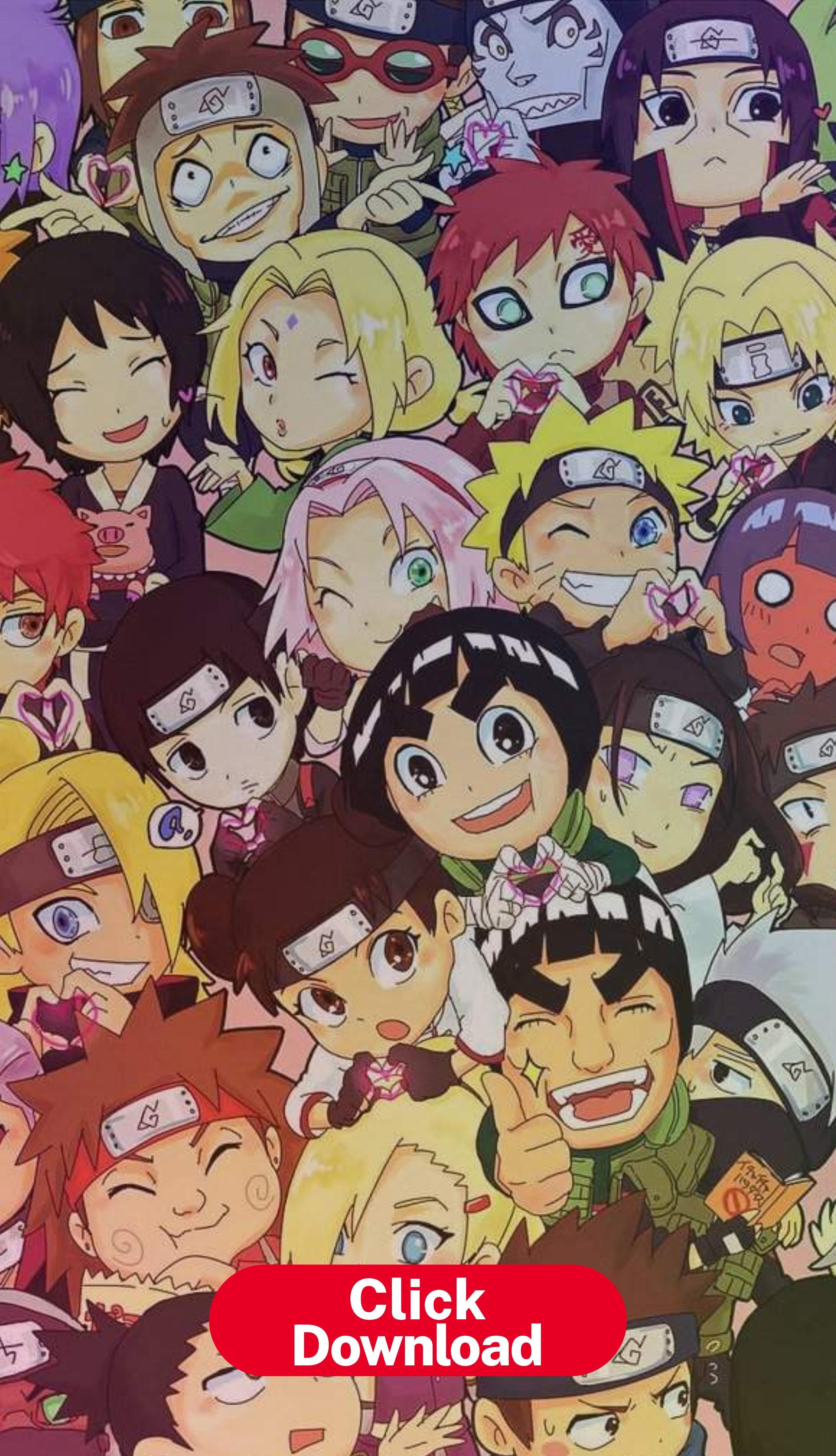Naruto Phone Wallpaper