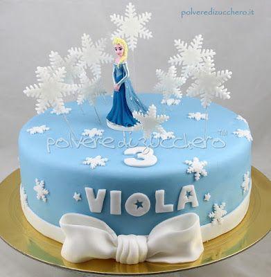 Torta frozen con elsa frozen cake with elsa chloe 39 s for Immagini con i brillantini