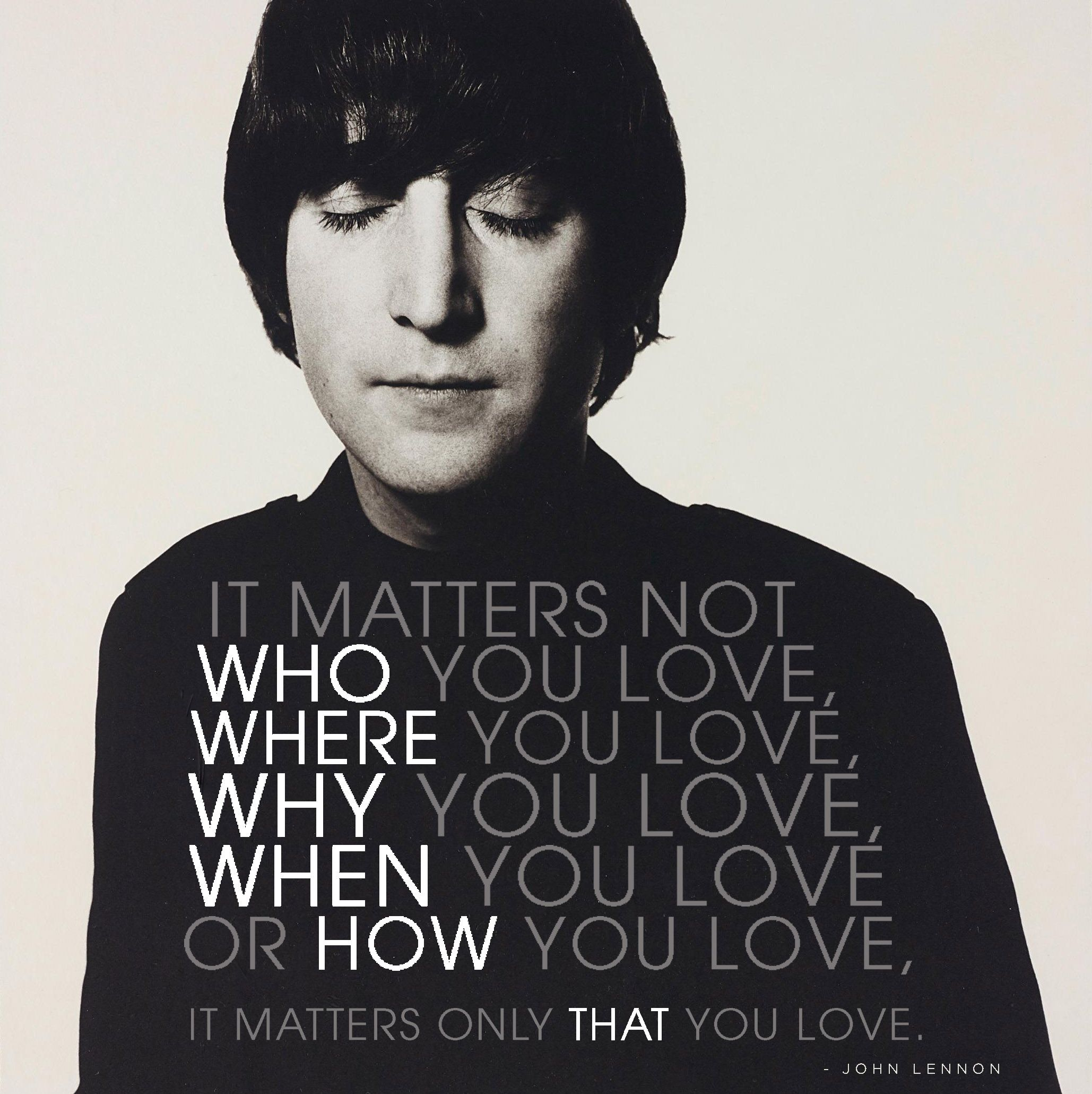 Happy Birthday John Lennon (Oct 9) John lennon