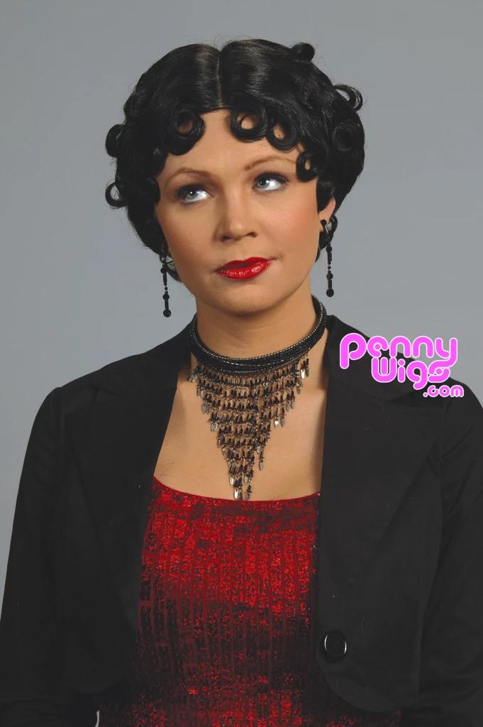 Betty Boop Deluxe Short Dress Adult Costume - SpicyLegs.com