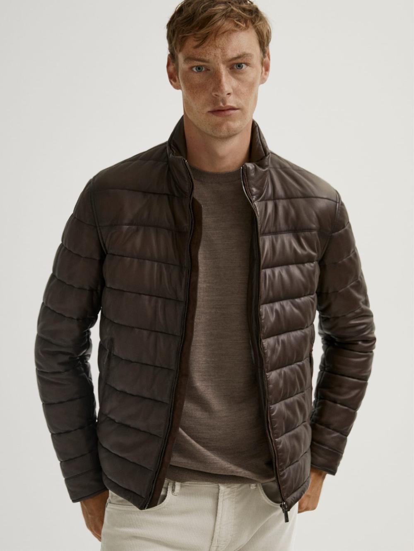 Men's Outerwear Massimo Dutti Autumn Winter 2020 in 2020