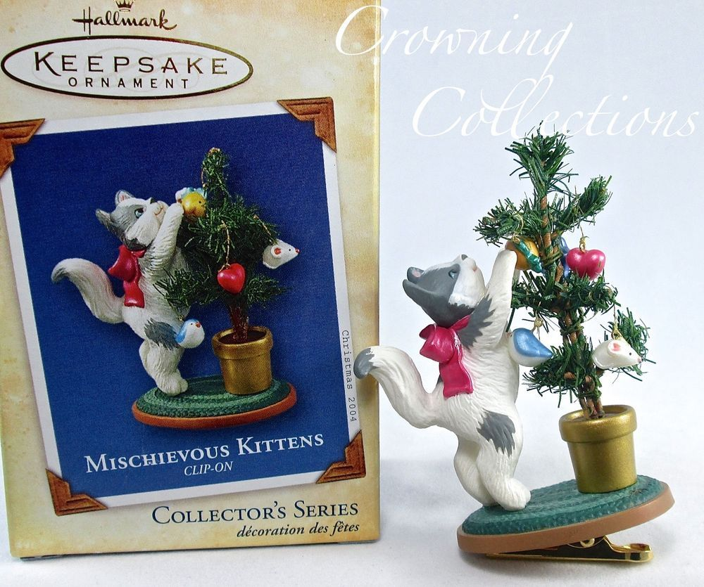 HALLMARK A SPRING SURPRISE CHRISTMAS ORNAMENT 2013 NIB