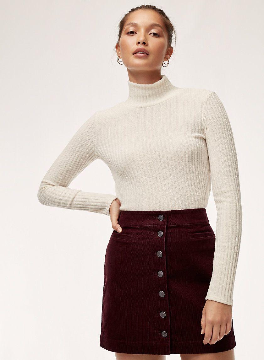 d7740897a5 Karmen skirt   2018 Fall/Winter   Skirts, Fall skirts, Corduroy skirt