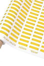 Artek Siena kangas keltainen