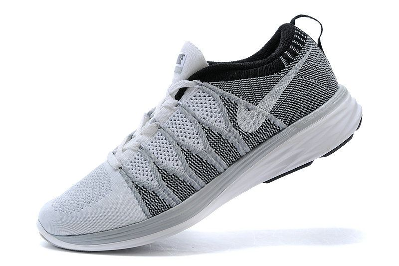 official photos caa98 a0862 Men Nike Flyknit Lunar2 Lunar 2 Cool Grey Ash Grey 620465 100