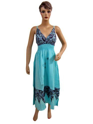 Sexy Bohemian Cotton Dress V-neck with Batik Print Embroidered Spaghetti Dresses Mogul Interior, http://www.amazon.com/dp/B0085JN8YS/ref=cm_sw_r_pi_dp_-flVpb1QESWKY