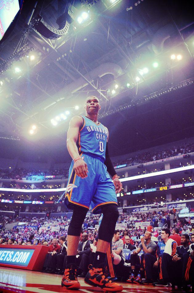 Russell Westbrook Vs Clippers Westbrook Wallpapers Russell Westbrook Nba