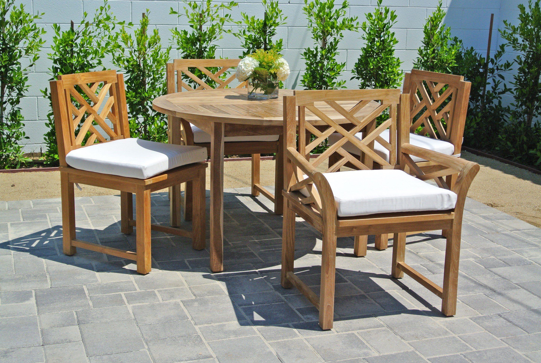 Teak Patio Furniture Monterey