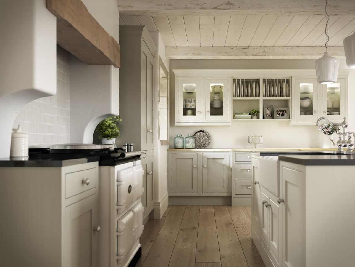 Laura Ashley And Symphony Kitchens Will Present A Brand New British Kitchen  Collection