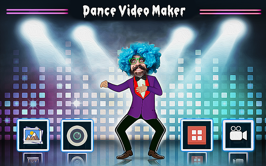 Dance Video Maker With Music v 1 0 Free Android App latest