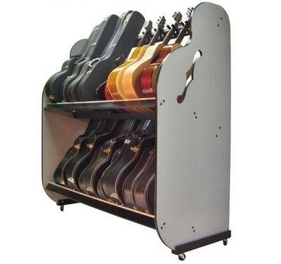 Wheeled Guitar Storage