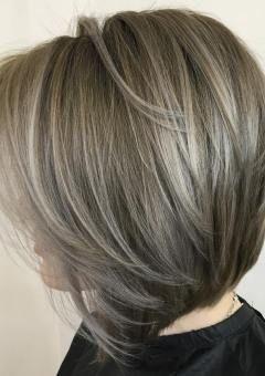 70 Darn Cool Medium Length Hairstyles for Thin Hair | Shoulder ...