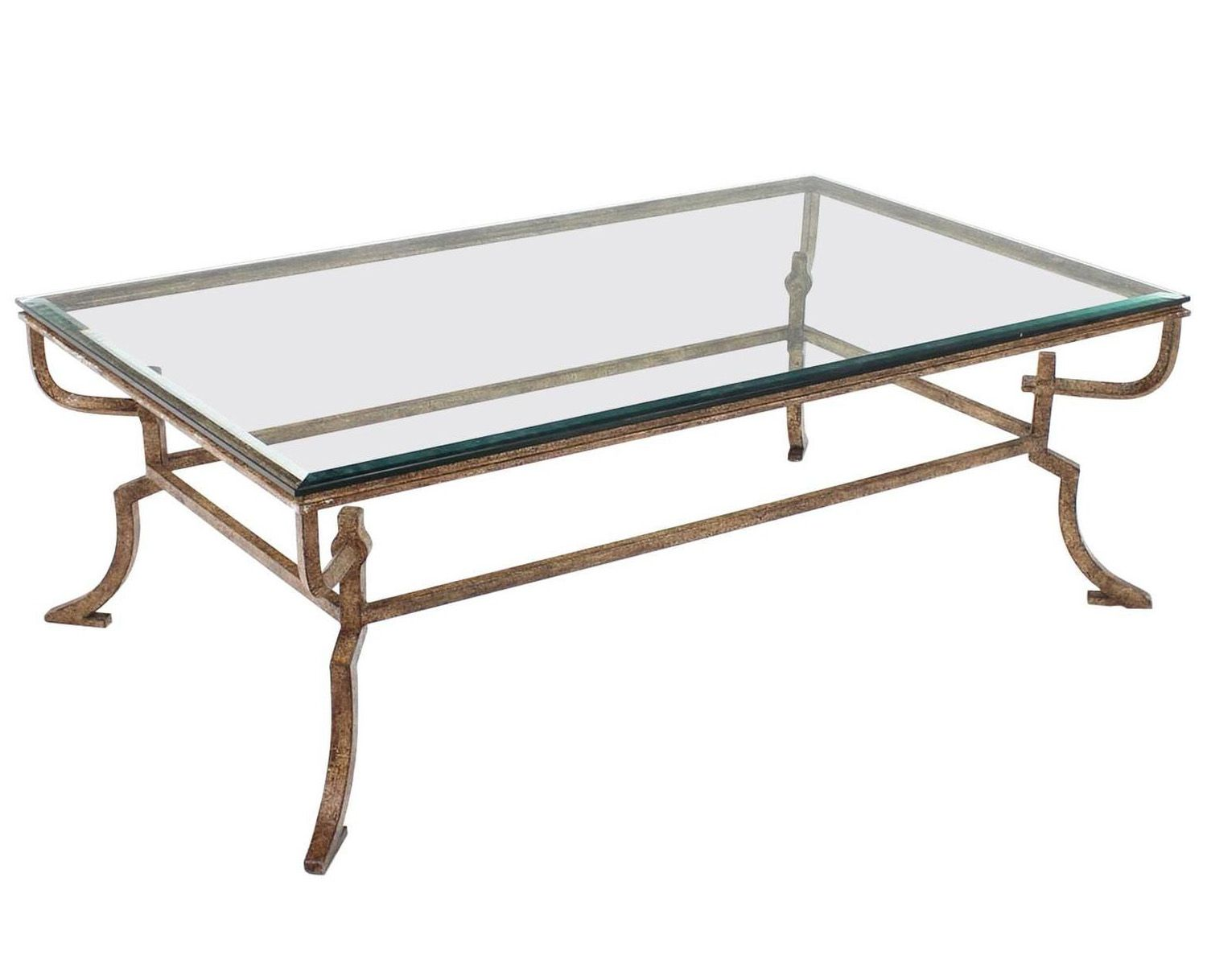 21+ Wrought iron and glass coffee table inspirations