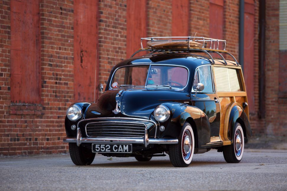 A Project Car Without Compromise? | Morris minor, British car and Cars