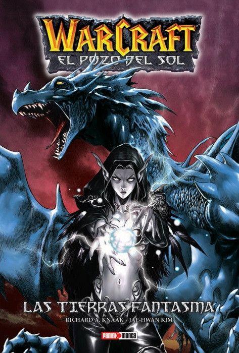 Warcraft: El Pozo del Sol 3 Las tierras fantasma SHONEN
