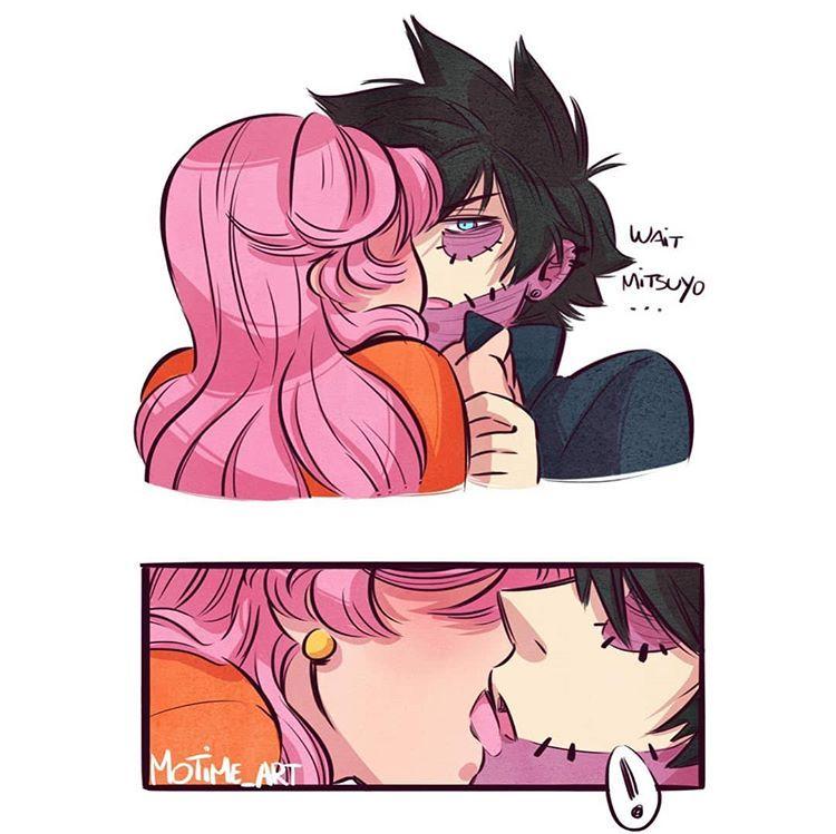 Mo Motime Art Foto E Video Di Instagram My Hero Academia Manga Anime Boyfriend Hero Academia Characters