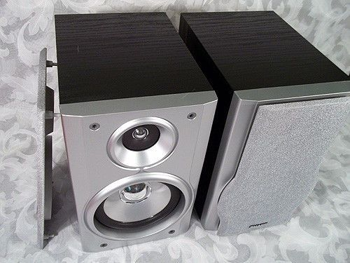 Sold Sharp 2-way Speaker System Model No  CP-HP515 #sharp