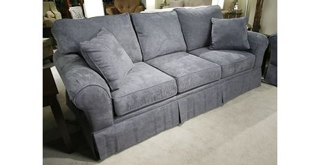Best Klaussner Willow Bluestone Sleeper Sleeping Sofa Bernie And Phyls Sofa Sleep Sofa Couch 640 x 480